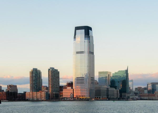 Goldman Sachs Tower in Jersey City, NJ