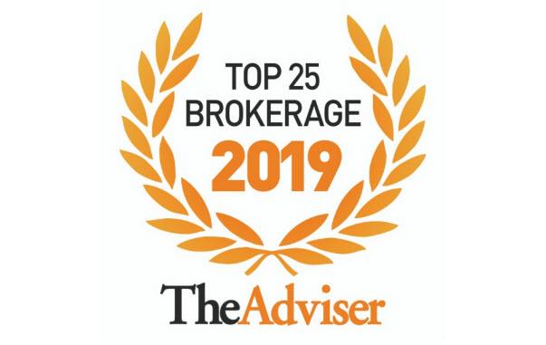 TheAdviser Top 25 Brokerage 2019