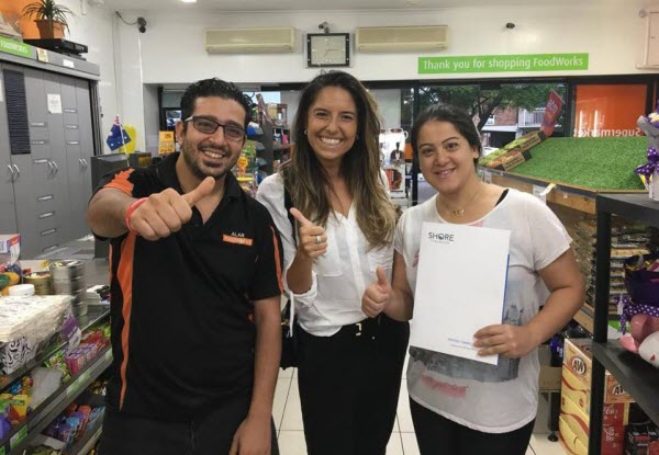 Meet Caroline and Alaa small business owners